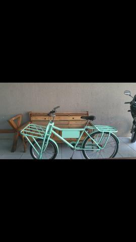 Cargueira bikefood