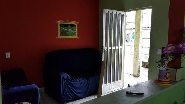 Casa colonia 1 qto sala quintal garagem terraço pode fazer amis 3 qts facil parcelo direto