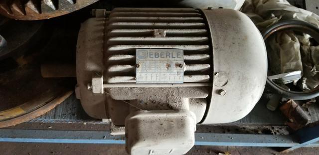 Motor de indução- trifasico