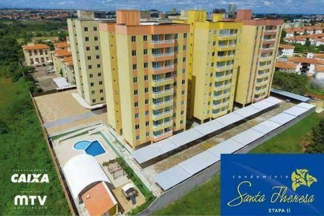 Apartamento novo Pronto para morar no Cristo Rei - Condomínio Santa Theresa