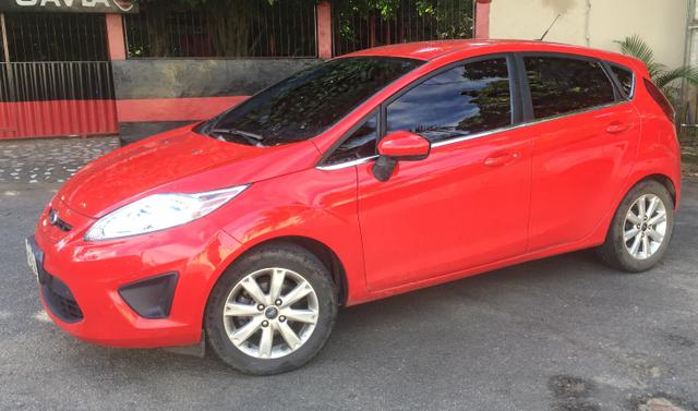 New Fiesta 1.6 SE MT 12/13