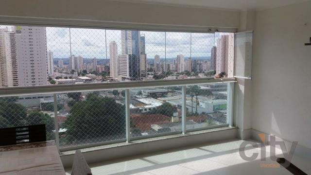 Venda de apartamento de 127m2, 3 suítes, 2 vagas, Res. Varandas Da Praça, Oeste, Goiânia - Foto 4