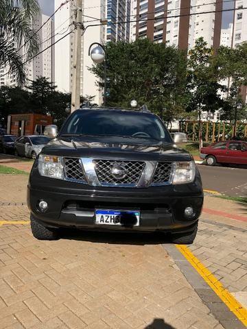 Nissan Frontier 2.5 LE 4x4 Automática Impecável