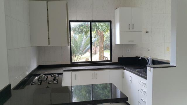 Casa 3quartos 2 suites laje lote 450m2 rua 06 Vicente Pires condomínio fechado - Foto 5
