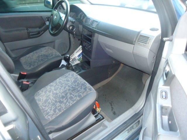 Gm - Chevrolet Meriva 1.8 2004 Cinza completa estudo troca e financio - 2004 - Foto 9