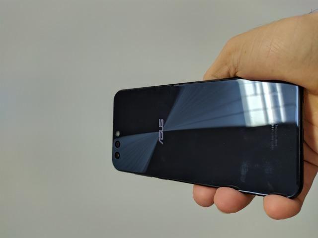 f3dc7117cce17 Smartphone asus zenfone 4 tela 5.5 ze554kl 64gb Azul - Celulares e ...