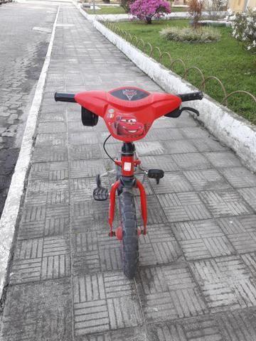 Vendo bicicleta carros aro 16