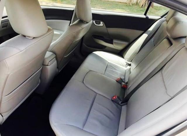 Honda Civic 2.0 automático 2014 Muito Novo - Foto 9