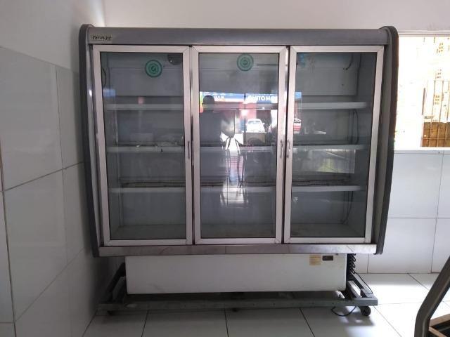 Vende-se expositor refrigerado