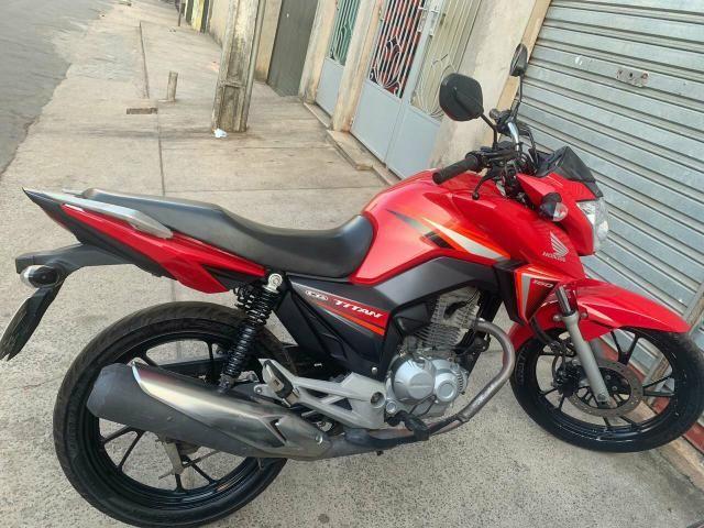 Moto Titan ex 160 R$8.700,00 - Foto 3