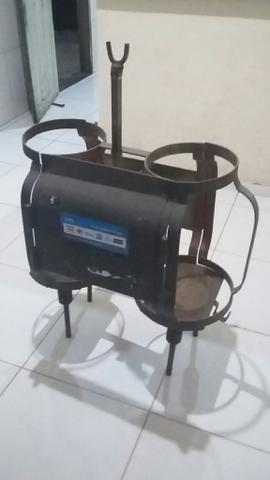 Suporte para botijão de gás