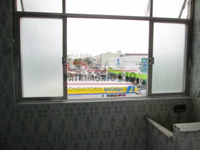 Apartamento no Centro de Vista Alegre, 2 Quartos + Dependência Completa - Foto 17