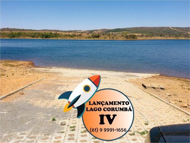 Excelente condomínio na beira do lago Corumba - Foto 4