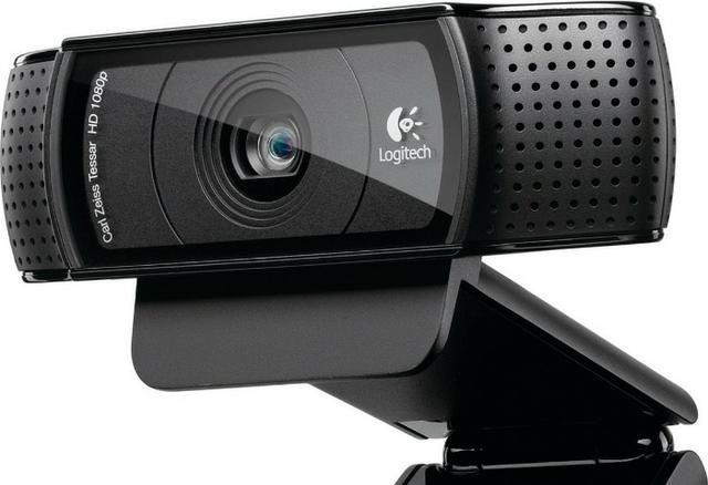 Webcam logitech c920 pro