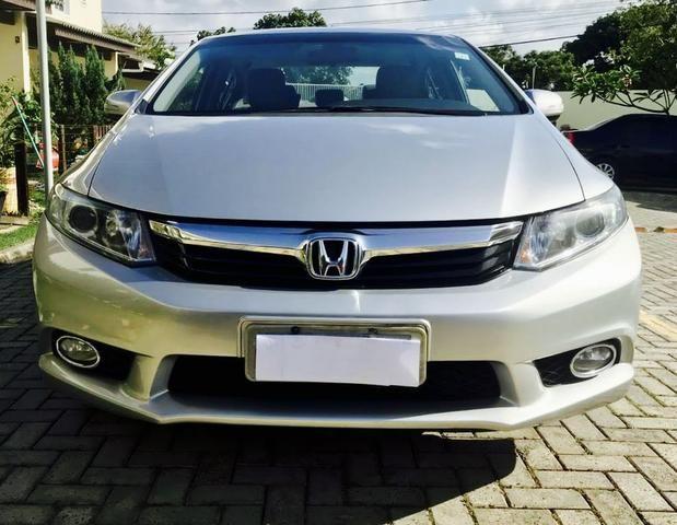 Honda Civic 2.0 automático 2014 Muito Novo - Foto 3