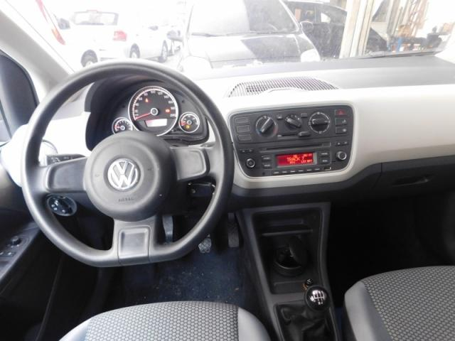 VOLKSWAGEN UP 1.0 MPI MOVE UP 12V FLEX 4P MANUAL. - Foto 7