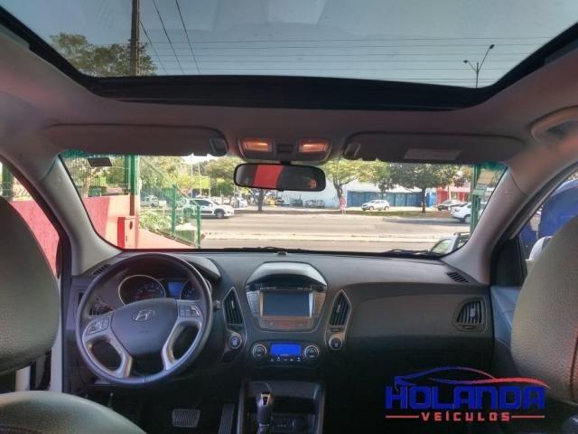 HYUNDAI IX35 2016/2017 2.0 MPFI GLS 16V FLEX 4P AUTOMÁTICO - Foto 8