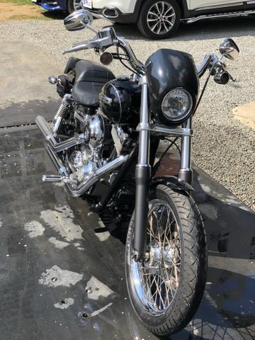Harley Dyna 14.000km 2009 - Foto 4