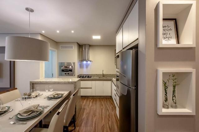 Apartamento finamente mobiliado em Piçarras - SC - Foto 11