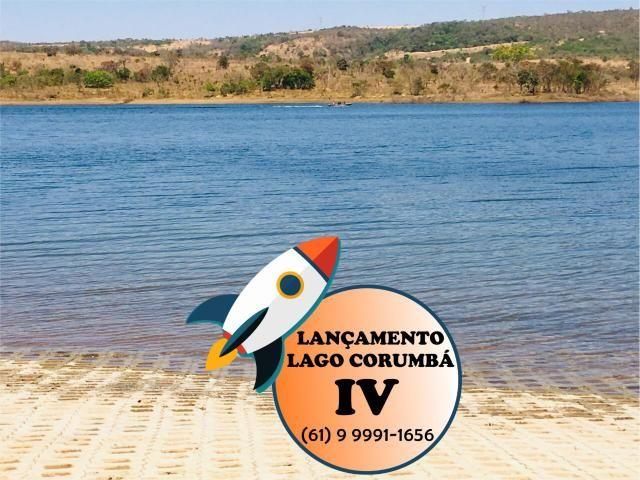 Excelente condomínio na beira do lago Corumba