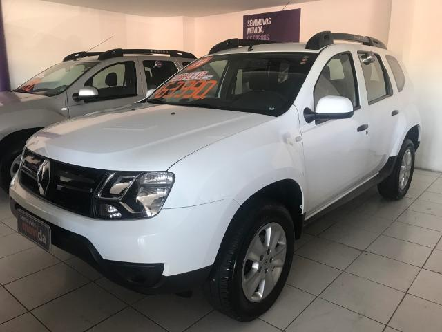Renault duster 1.6 automatica cambio cvt 2019