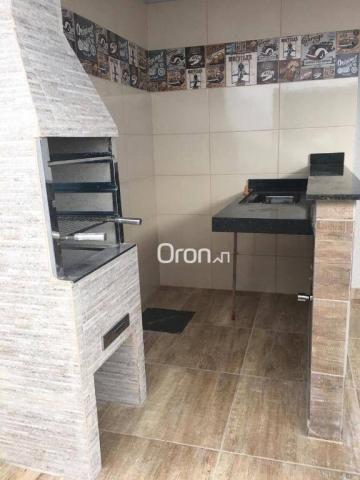 Casa à venda, 78 m² por R$ 170.000,00 - Residencial Santa Fé I - Goiânia/GO - Foto 11
