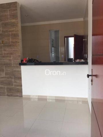 Casa à venda, 78 m² por R$ 170.000,00 - Residencial Santa Fé I - Goiânia/GO - Foto 4