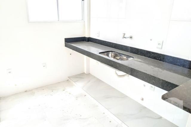 Apartamento à venda com 3 dormitórios em Alto caiçaras, Belo horizonte cod:259021 - Foto 13