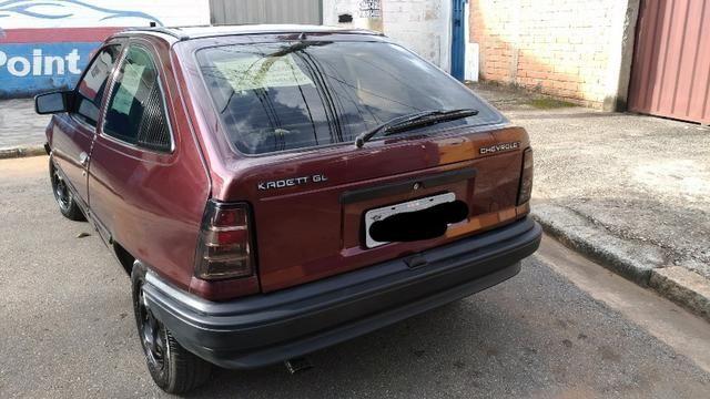 Kadett 94, carro muito bom e muito conservado, tudo funcionando - Foto 4