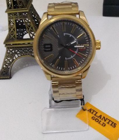 bdd55a8ba4d Relógio Atlantis promoção - Bijouterias