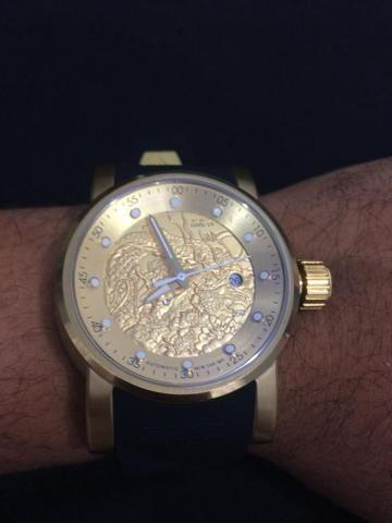 309cc5db5ed Vendo relógio invicta yakuza rally yakuza 15863 - Bijouterias ...