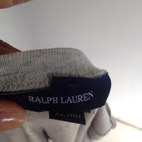 Preço  R  35. Camisa Original Ralph Lauren ... 8095efd3b2e
