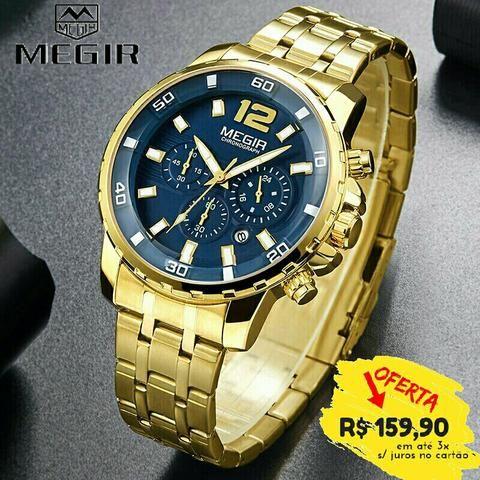 f47f0aab1f7 Relógio original imbatível - Bijouterias