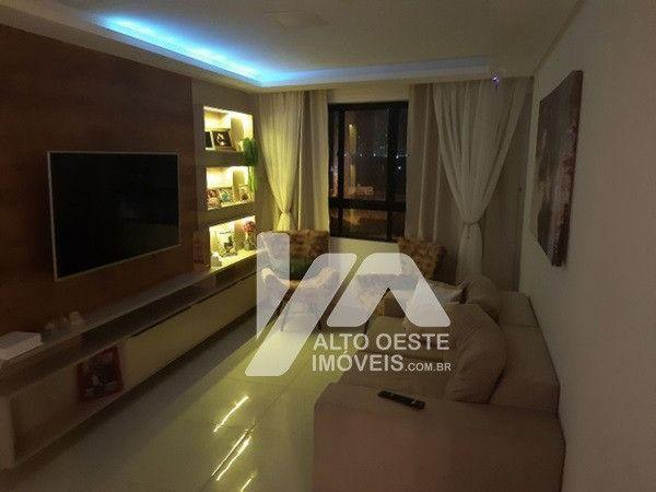 Cond. Bellavista Ponta Negra, Apartamento de 2/4 com 76m², para Venda - Foto 4