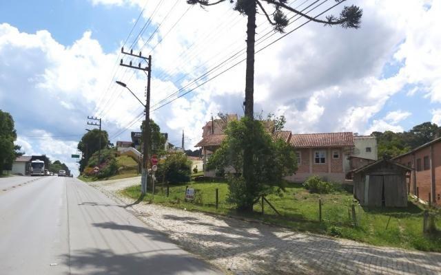 EXCELENTE TERRENO COMERCIAL AS MARGENS DA BR 280 - VILA NOVA - RIO NEGRINHO SC - Foto 3