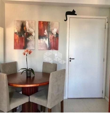 Apartamento à venda com 2 dormitórios em São sebastião, Porto alegre cod:9916763 - Foto 9
