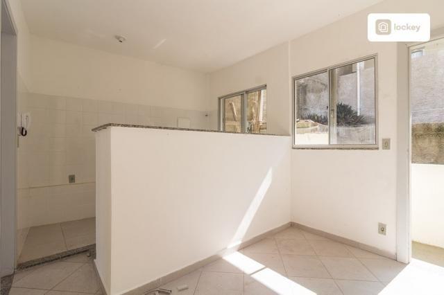Apartamento com 30m² e 1 quarto