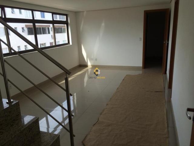 Apartamento à venda com 3 dormitórios em Liberdade, Belo horizonte cod:4060 - Foto 5