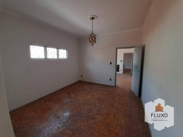 Casa com 3 dormitórios para alugar, 213 m² - Vila Aeroporto Bauru - Bauru/SP - Foto 3
