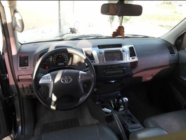 Hilux 4x4 TDI 3.0 diesel (automático) - Foto 3
