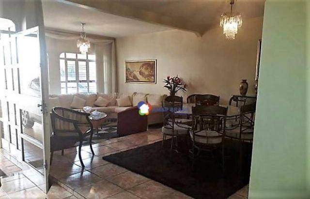 Ótimo Sobrado com 4 dormitórios à venda, 395 m² por R$ 860.000 - Jardim América - Goiânia/ - Foto 4
