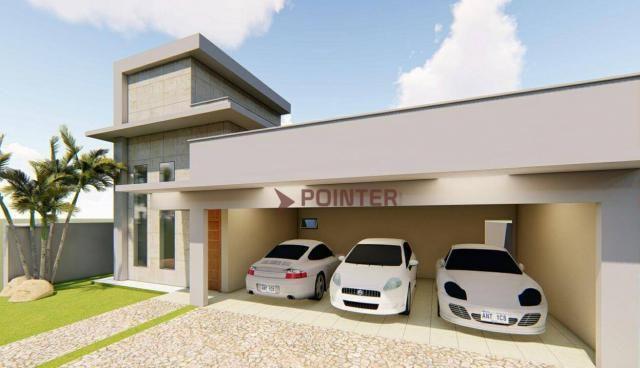 Casa à venda, 240 m² por R$ 1.400.000,00 - Cond Do Lago - Goiânia/GO - Foto 2