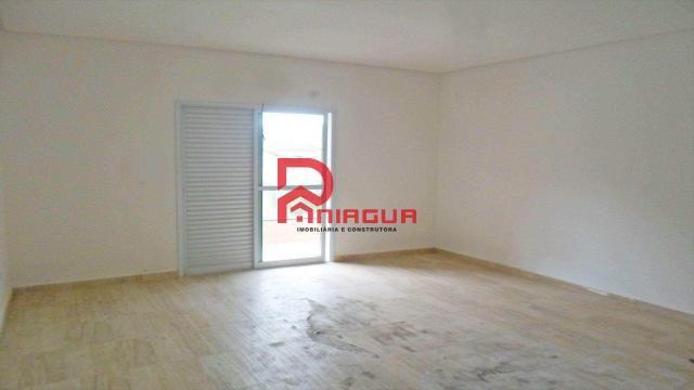 Casa à venda com 4 dormitórios em Canto do forte, Praia grande cod:1089 - Foto 4
