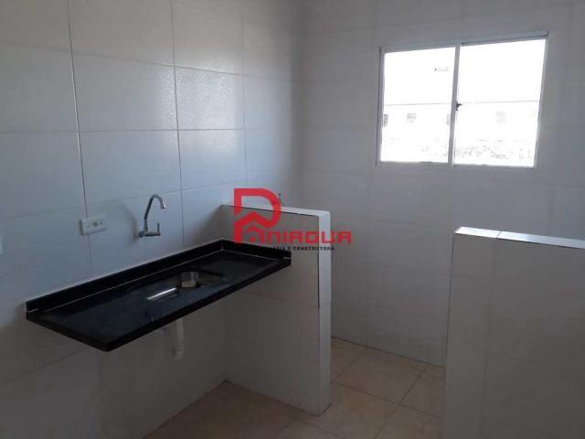 Casa de condomínio à venda com 2 dormitórios em Samambaia, Praia grande cod:657 - Foto 6