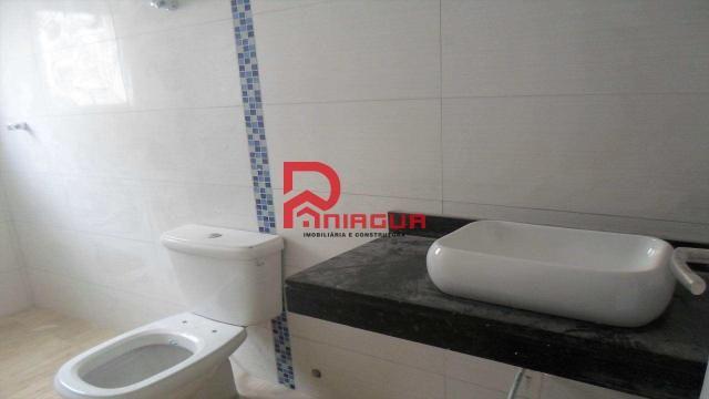 Casa à venda com 4 dormitórios em Canto do forte, Praia grande cod:1089 - Foto 19