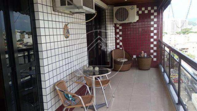 Cobertura à venda com 3 dormitórios em Vila da penha, Rio de janeiro cod:717 - Foto 3