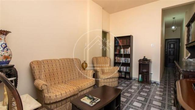 Apartamento à venda com 2 dormitórios em Botafogo, Rio de janeiro cod:880915