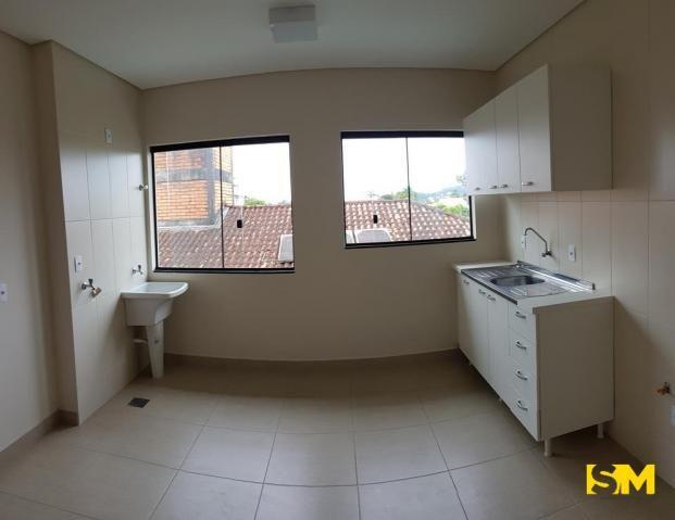 Apartamento para alugar com 1 dormitórios em Bucarein, Joinville cod:SM258 - Foto 7