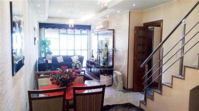 Cobertura à venda com 3 dormitórios em Vila da penha, Rio de janeiro cod:717 - Foto 2