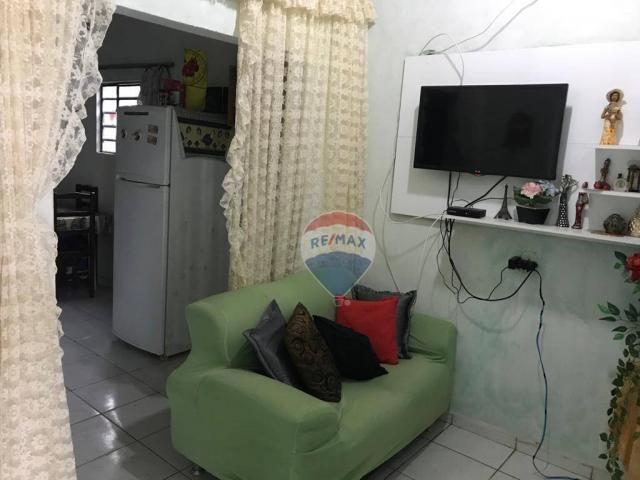 Casa com 2 dormitórios à venda, 95 m² por R$ 105.000 - Aloísio Pinto - Garanhuns/PE - Foto 4